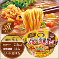 ロカボデリ CoCo壱番屋監修カレーラーメン 糖質オフ12食 ケース販売