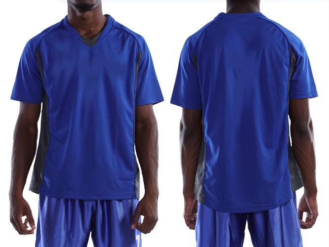 【Wundou】 ベーシックサッカーシャツ #P1910