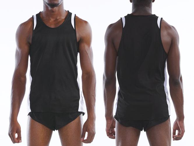 【Wundou】 ランニングシャツ #P5510