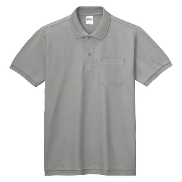 【Printstar】(5.8oz)T/Cポロシャツ [00100-VP]