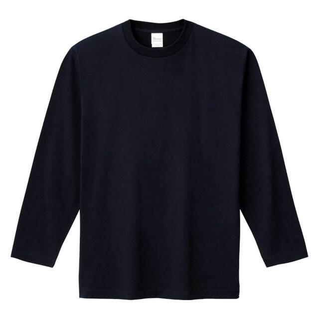 【Printstar】(10.0oz)ヘビーウェイト長袖リブ無しカラーTシャツ [00101-LVC]