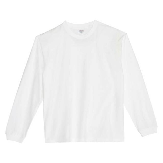 【Printstar】(5.6oz)ヘビーウェイトビッグLS-Tシャツ [00114-BCL]