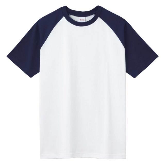 【Printstar】(5.6oz)ラグランTシャツ [00137-RSS]
