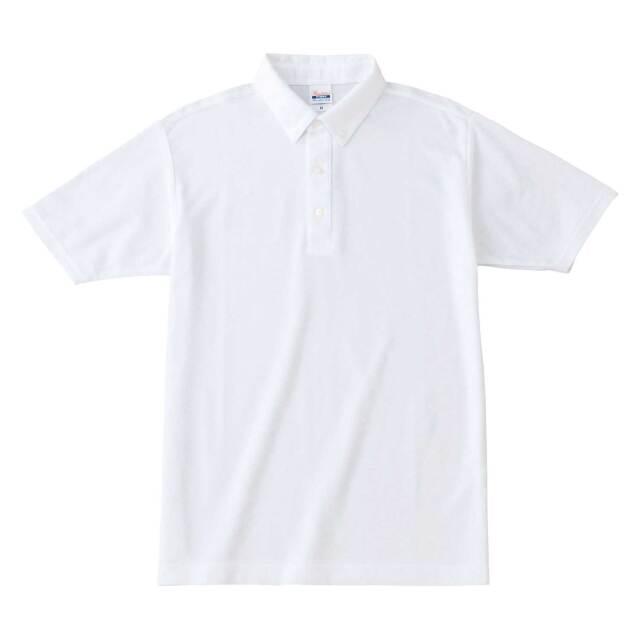【Printstar】(4.9oz)ボタンダウンポロシャツ [00197-BDP]