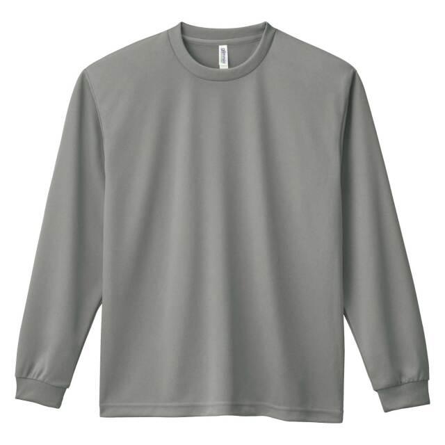 【Printstar】(4.4oz)ドライロングスリーブTシャツ [00304-ALT]