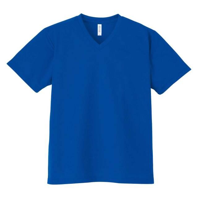 【Printstar】(4.4oz)ドライVネックTシャツ [00337-AVT]