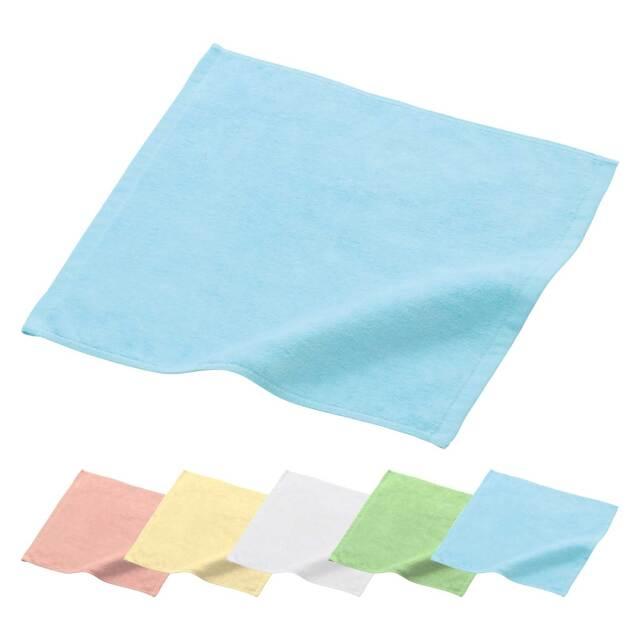 【Printstar】ハンドタオル ヘム縫製有り [00519-HT]