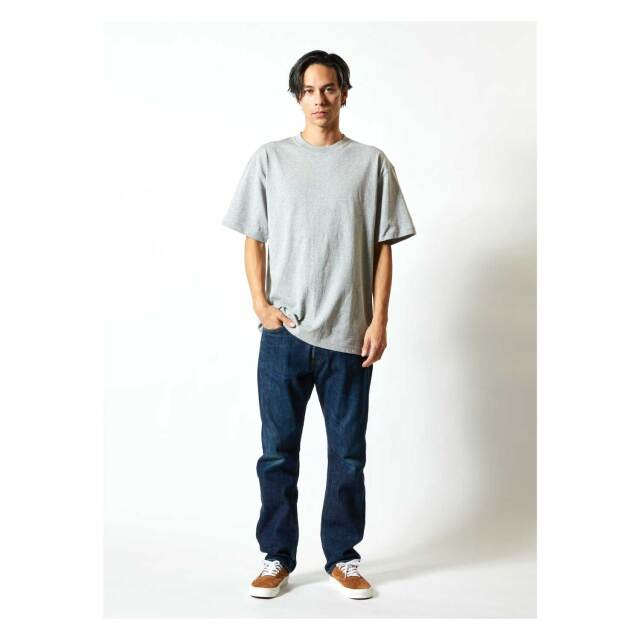 【UnitedAthle】(6.0oz)オープンエンド ヘヴィーウェイト Tシャツ [4208]