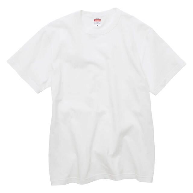 【UnitedAthle】(6.0oz)オープンエンド バインダーネック Tシャツ [4210]