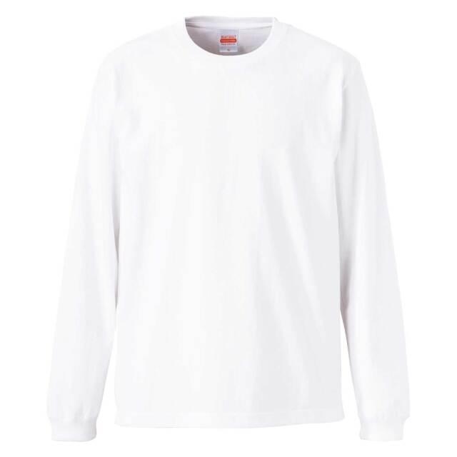 【UnitedAthle】(7.1oz)オーセンティック スーパーヘヴィーウェイト 7.1オンス ロングスリーブ Tシャツ(1.6インチリブ) [4262]