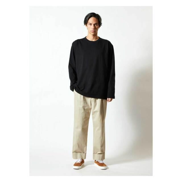 【UnitedAthle】(5.6oz)ロングスリーブ Tシャツ [5010]