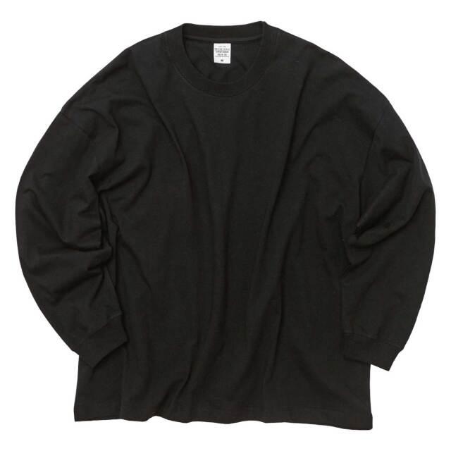 【UnitedAthle】(5.6oz)ビッグシルエット ロングスリーブ Tシャツ [5019]