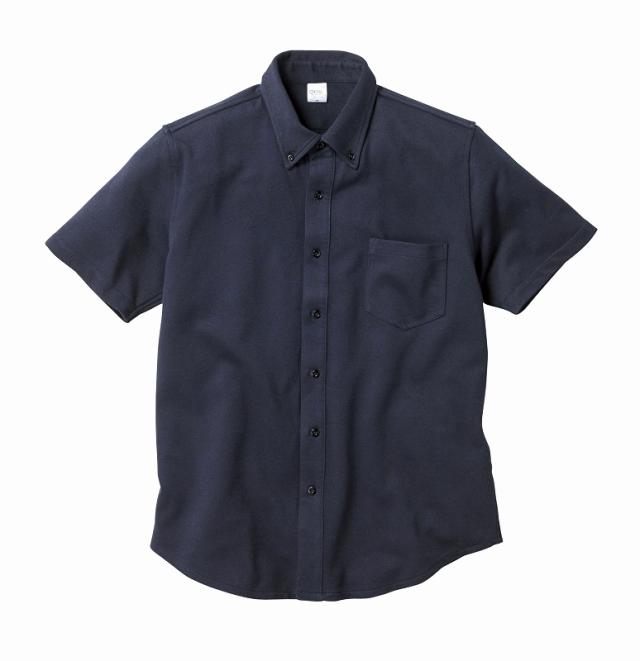 【TRUSS】ビズスタイル ニットシャツ ビッグサイズ [BNS-266]