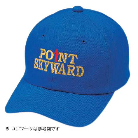 【PointSkyward】コットンCAP [C-5]