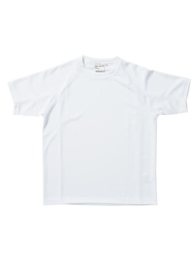 【Lifemax】 (4.0oz) リフレッシュTシャツ(ホワイト) [MS1120]
