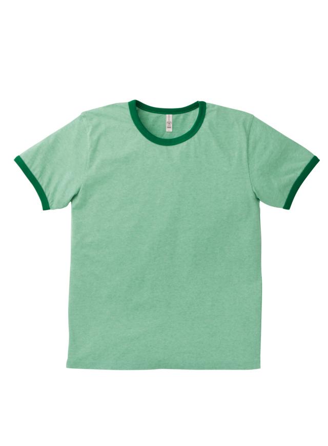 【Lifemax】 (4.7oz) メランジTシャツ [MS1139]