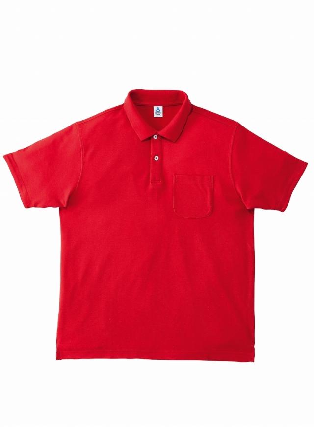 【Lifemax】2WAYカラーポロシャツ [MS3116]