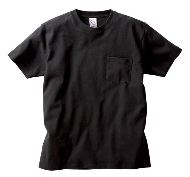 【TRUSS】オープンエンド マックスウェイト ポケットTシャツ [OE1117]