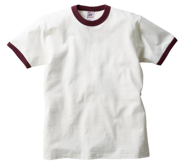 【TRUSS】オープンエンド マックスウェイト リンガーTシャツ [OE1121]