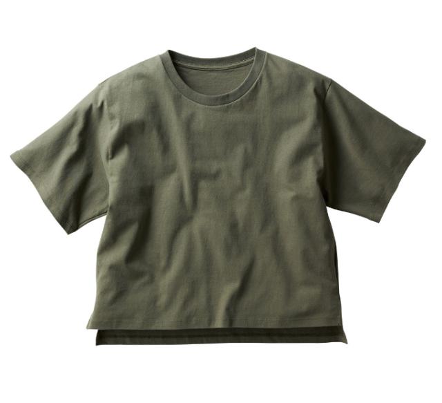 【TRUSS】オープンエンド マックスウェイト ウィメンズ オーバーTシャツ [OE1301]