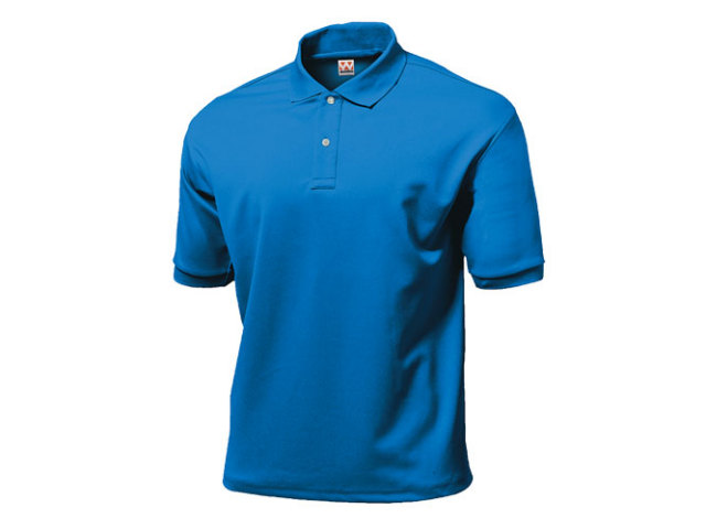 【Wundou】 タフドライポロシャツ #P115