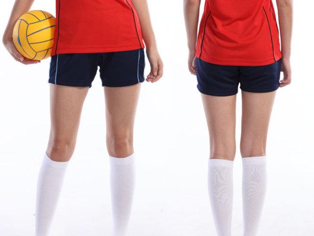【Wundou】 ウィメンズバレーボールパンツ #P1690