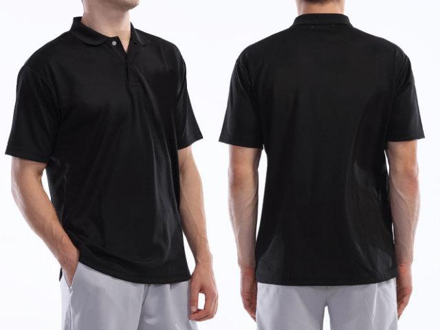 【Wundou】 ドライライトポロシャツ #P335