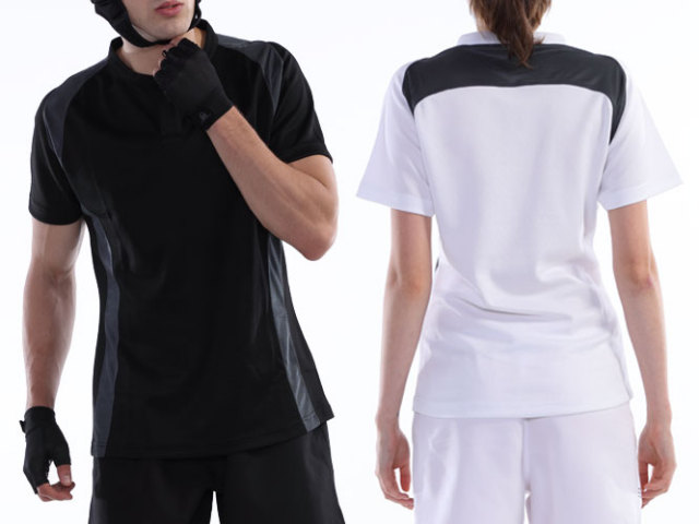 【Wundou】 ラグビーシャツ #P3510