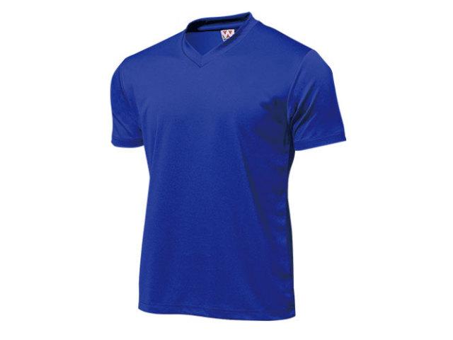 【Wundou】 ドライライトVネックTシャツ #P390