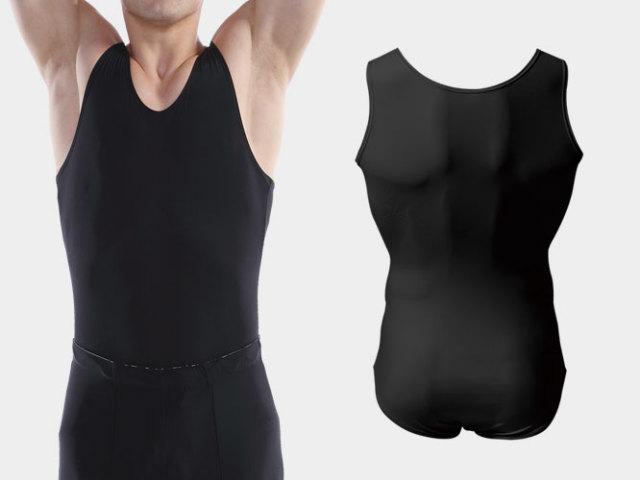 【Wundou】 男子体操シャツ #P400