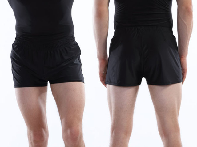 【Wundou】 男子体操パンツショート #P480