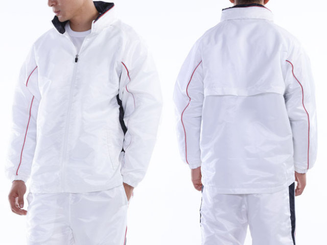 【Wundou】 ウインドブレーカージャケット #P6501