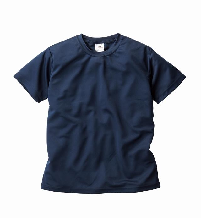 【TRUSS】 (4.1oz) ファイバードライ Tシャツ ジュニアサイズ [POT-104]