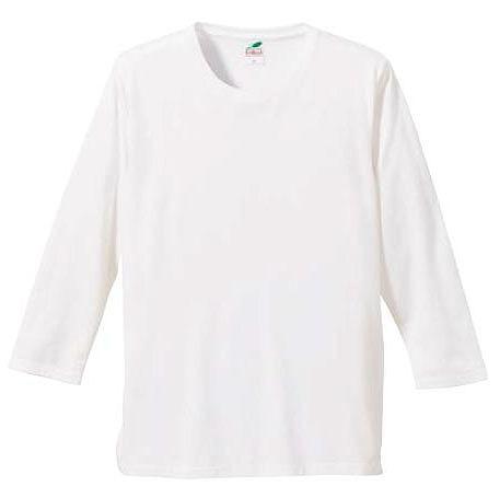 【UnitedAthle】 (4.4oz) トライブレンド 4/5スリーブ Tシャツ [1296]