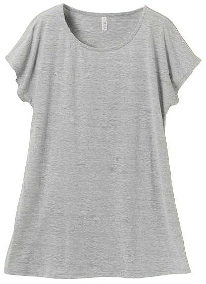 【UnitedAthle】4.1オンス Tシャツ ワンピース (ミニ丈) [1367]
