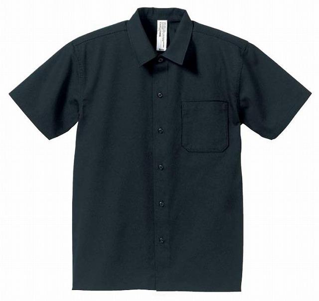 【UnitedAthle】ショートスリーブ ワークシャツ [1647]