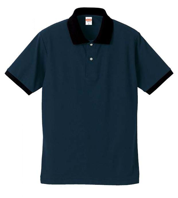 【UnitedAthle】5.3オンス ドライカノコ ユーティリティー ポロシャツ [5050]
