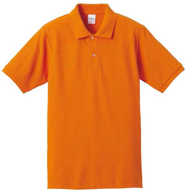 【UnitedAthle】6.2オンス ドライカノコ ハイブリッド ポロシャツ XS-3L [5190]