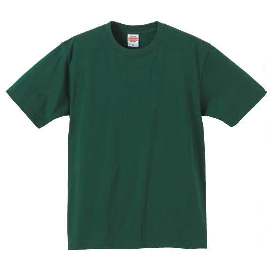 【UnitedAthle】 (6.2oz) プレミアムTシャツ XS-XL (カラー) [5942]