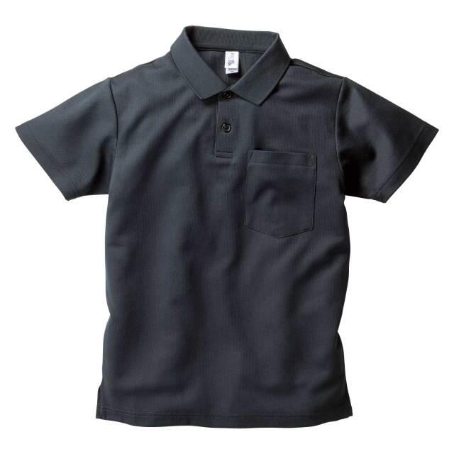【TRUSS】ポケット付き アクティブ ポロシャツ [APP-260]