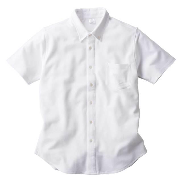【TRUSS】ビズスタイル ニットシャツ [BNS-266]