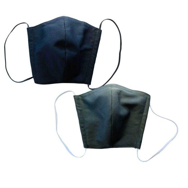 ネコポス発送対応可(10枚まで) CLEANSE生地使用 マスク 抗菌・抗ウイルス効果持続 日本製