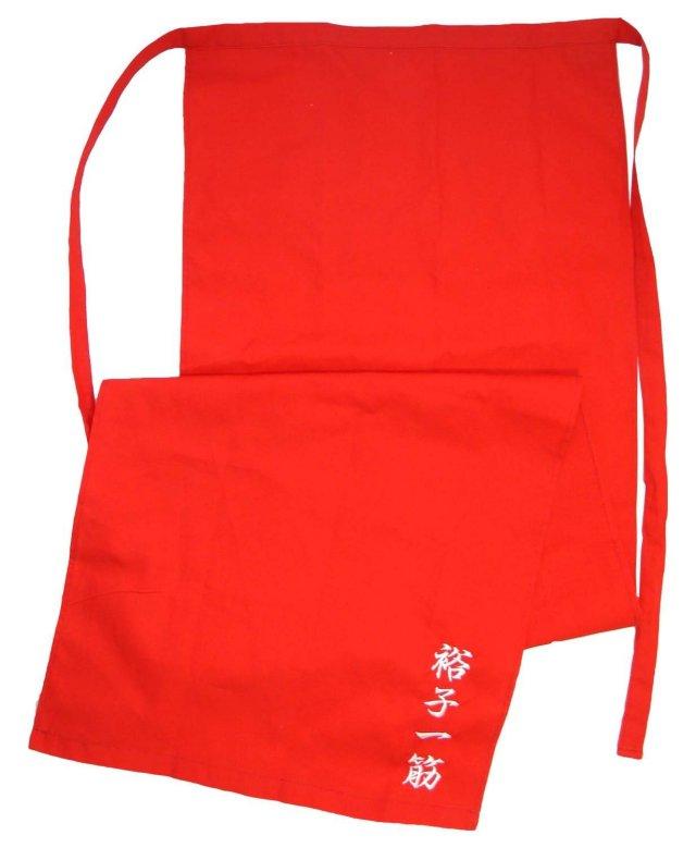 【名入れ刺繍サービス】 日本製 褌(ふんどし) 無地ふんどし 丈103cm