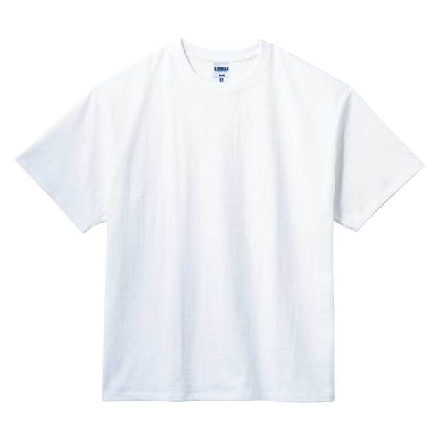 【LIFEMAX】7.1オンスビッグシルエットTシャツ)  [MS1155]