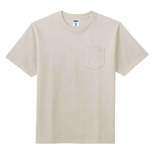 【LIFEMAX】10.2オンスポケット付きスーパーヘビーウェイトTシャツ  [MS1157]