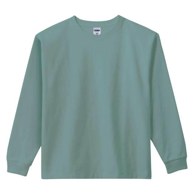 【LIFEMAX】10.2オンススーパーヘビーウェイトロングスリーブTシャツ  [MS1608]