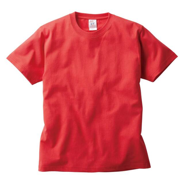 【TRUSS】 (6.2oz) オープンエンド マックスウェイトTシャツ [OE1116]
