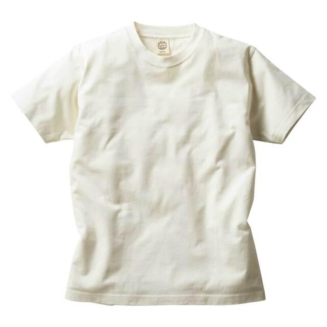 【TRUSS】オーガニックコットンTシャツ [OGB-910]
