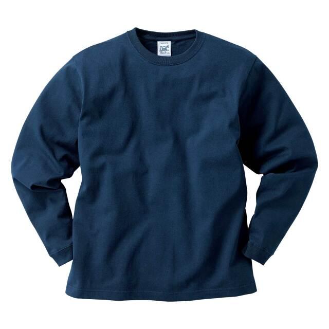 【TRUSS】オープンエンド マックスウェイト ロングスリーブ Tシャツ (リブ有り) [RL1216]