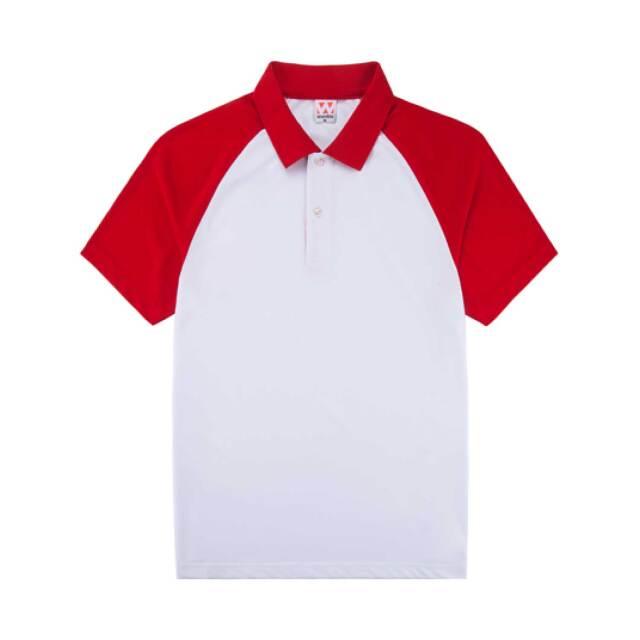 【Wundou】 超軽量ドライラグランポロシャツ #P1005